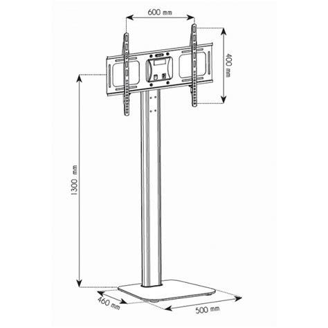 supporto tv pavimento supporto a pavimento in alluminio per tv lcd led plasma 32