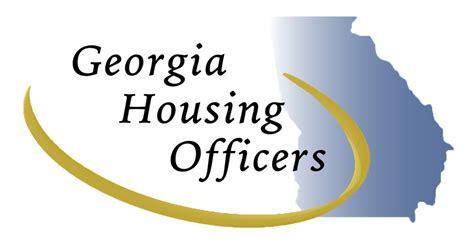 georgia housing org georgia housing officers