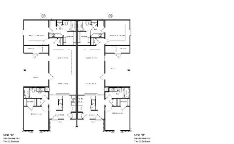 2 bedroom 2 bath duplex floor plans floorplans