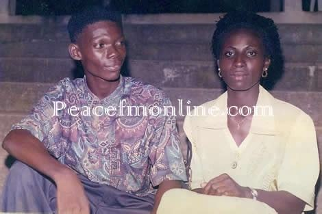 agya koo and wife then and now | photos