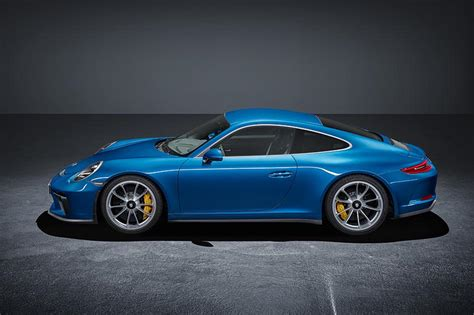 New Touring Package For 2018 Porsche 911 Gt3 Renders The