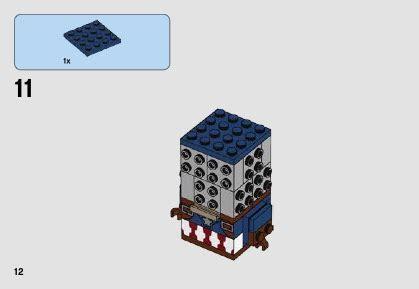 Termurah Lego Brickheadz 41589 Captain America lego captain america 41589 brickheadz