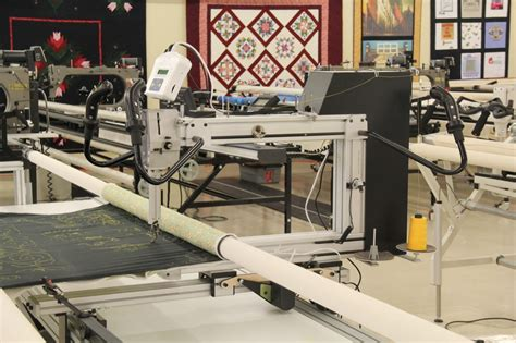 Prodigy Quilting Machine by Summary Of Used Machines