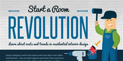 the firm revolution books interior design trends start a room revolution infographic