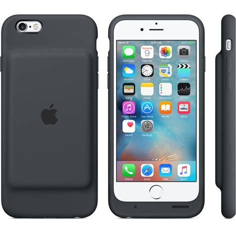 apple commercialise une coque avec batterie pour les iphone 6 igeneration