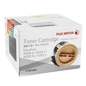 Tinta Fuji Xerox M205b Toner Ct201609 Fuji Xerox U M205 215