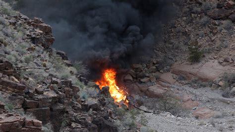 helicopter crash  grand canyon kills  injures    horrible  edition