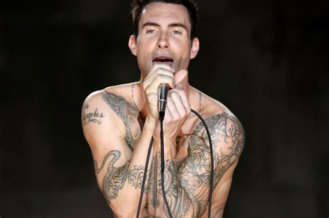 adam levine back tattoo an exhaustive taxonomy of adam levines tattoos