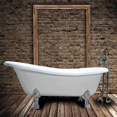 baignoire en fonte baignoire ancienne en fonte livingston blanche le monde