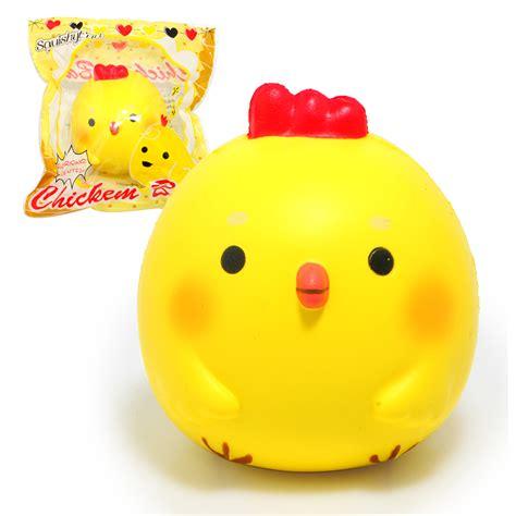 Squishy Chicken aliexpress buy 3 9 quot kawaii jumbo chicken baby