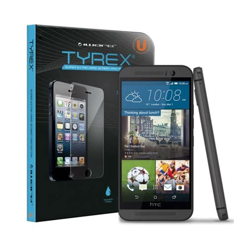 Tyrex Tempered Glass For Htc One M8 jual tyrex htc one m9 tempered glass screen protector indonesia original harga murah