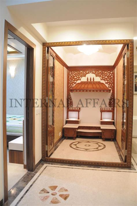 interior design for mandir in home 17 best images about pooja room ideas on home