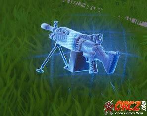 fortnite battle royale rare light machine gun orczcom