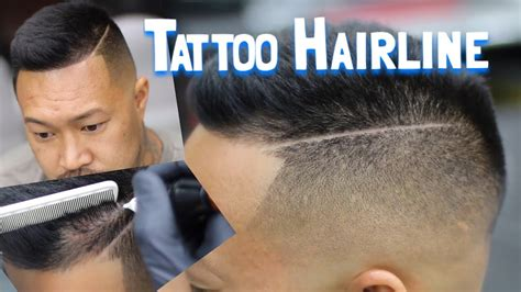 hairline tattoo www pixshark com images galleries with