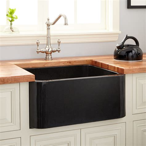 How To Clean A Black Kitchen Sink How To Clean Black Granite Composite Sink Simple Kitchen