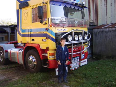 show truck volvo f10 sold 1989 on car and classic uk