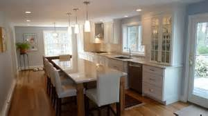 Long Kitchen Design Ideas Long Kitchen Designs Kyprisnews