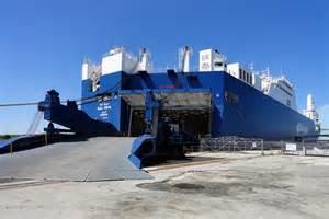 Cargo Liners Saudi Arabia Bahri Makes Maiden Jacksonville Call
