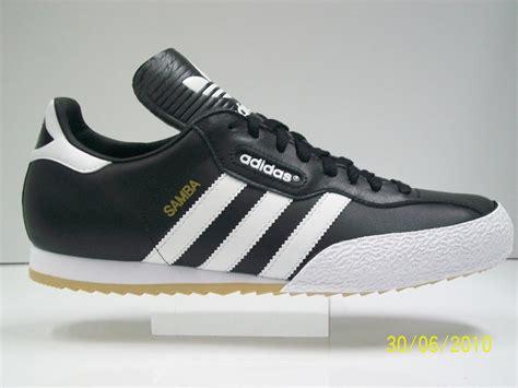 Adidas Samba 1 2 black white adidas samba trainers sizes 6 12 ebay