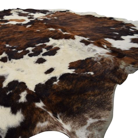 White Cowhide Rugs For Sale by Brown White Cowhide Rug Faux Cowhide Rugs For Sale With