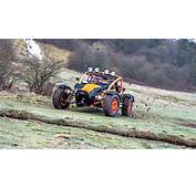 Top Gear Drives The Ariel Nomad
