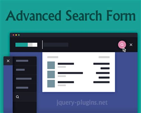 jquery tutorial advanced pdf search bar jquery plugins