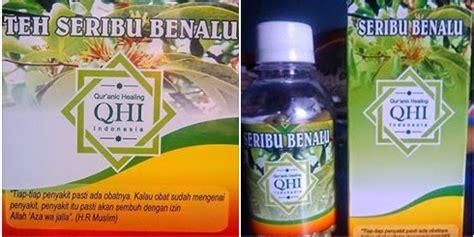 Tanaman Obat Herbal Daun Seribu teh ruqyah herbal qhi teh seribu benalu ruqyah herbal
