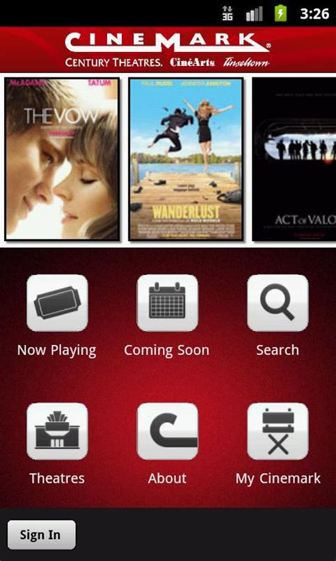 Cinemark Gift Card Balance Check - 39 best and 1 wtf new android apps and live wallpapers from last week 3 28 12 4 7 12