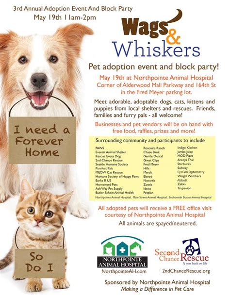 wags and whiskers pet boutique join petplan pet insurance at the 3rd annual wags and