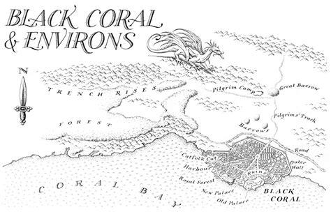 malazan map image map black coral jpg malazan wiki fandom