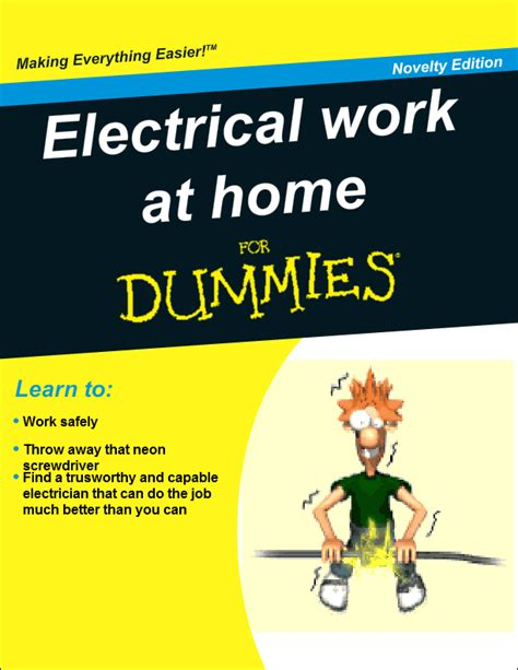 electricians for dummies 28 images wiring diagrams for