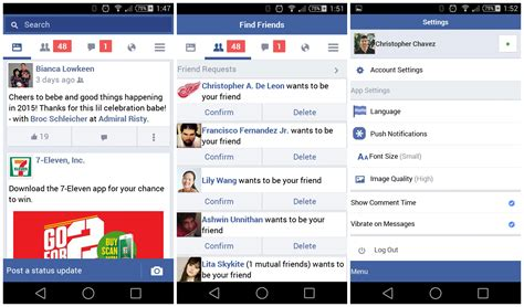 fb lite full version apk download facebook lite for android