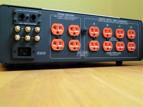 furman  reference  power conditioner