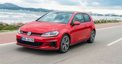 Vw Gti Horsepower by 2017 Vw Golf Gti Review Proof That Big Horsepower Isn T