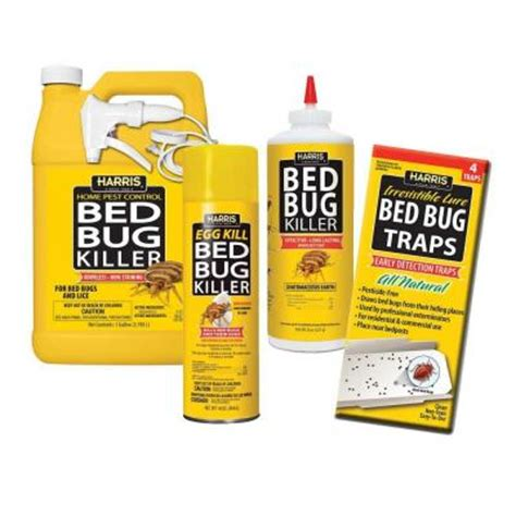 home depot bed bug harris large bed bug kit bbkit lgvp the home depot