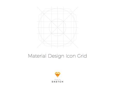 material design icon upload material design icon grid template by mattia astorino