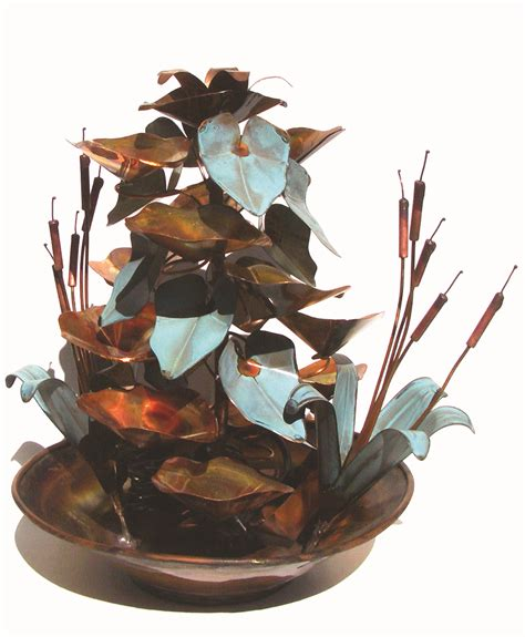 copper water fountain raintree table top free shipping
