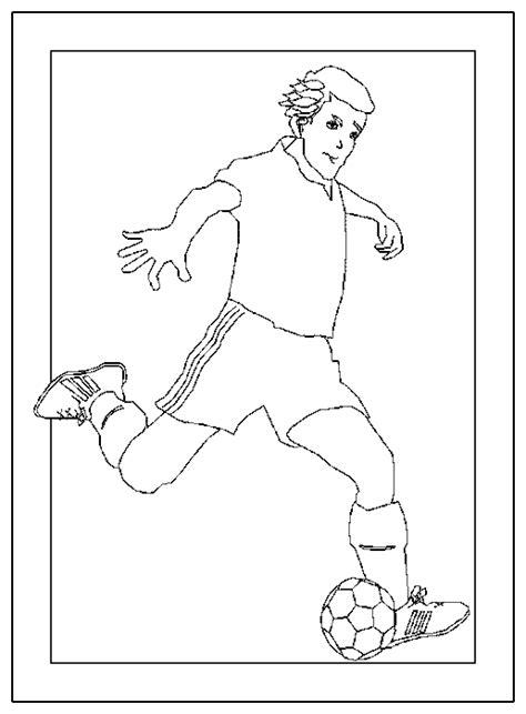 kleurplatenwereldnl gratis sport kleurplaten