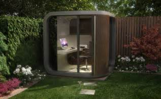 Backyard Office Plans from on site cubicle to backyard officepod