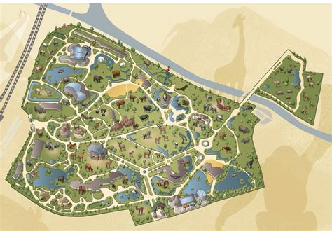 zoologischer garten berlin lageplan zoo karte berlin goudenelftal