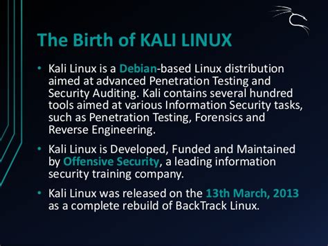 kali linux reverse engineering tutorial kali linux