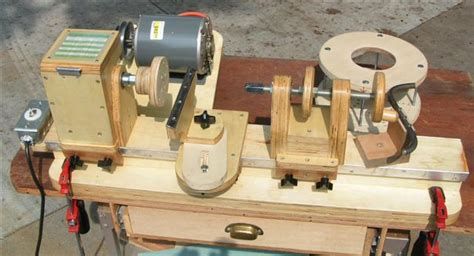Diy Wooden Lathe Plans