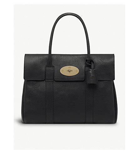 Tribute To A Timeless Classic Mulberrys Leather Bayswater Bag by Mulberry Bayswater Bag