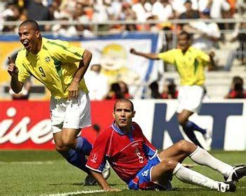Costa Rica Vs Brazil Rediff 2002 Fifa World Cup Brazil Vs Costa Rica
