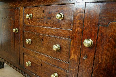small antique dresser base small welsh oak dresser base rack c 1790 antiques atlas