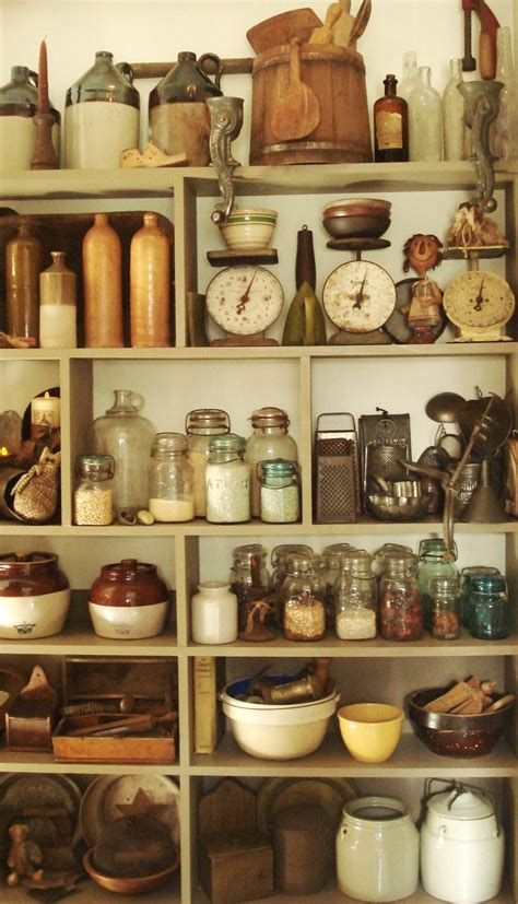 Country Pantry by Vintage Country Decorating Ideas For Your Kitchen Home Sweet Home Vintage