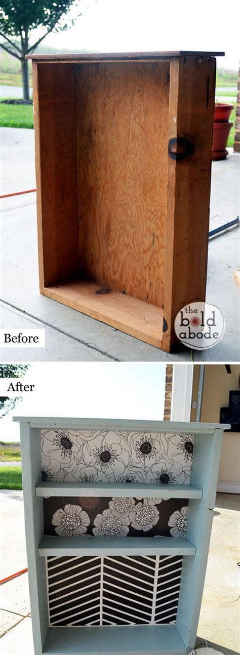 repurpose old drawers creative pinterest 25 best ideas about drawer shelves on pinterest dresser