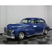 1946 Chevrolet Stylemaster  Post MCG Social