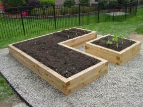 garten bett 25 best ideas about raised garden bed design on
