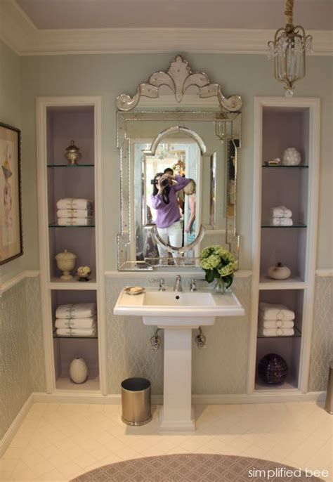 Venetian Bathroom Mirrors 25 Best Ideas About Pedestal Sink On Pedestal Sink Bathroom Pedistal Sink And